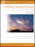 Drifting Sunset Clouds by Randall Hartsell, Randall Hartsell Randall Hartsell