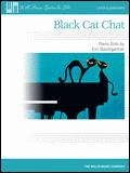 Black Cat Chat by Eric Baumgartner, Eric Baumgartner Eric Baumgartner