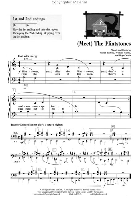 Piano Adventures Popular Repertoire Book Level 2a