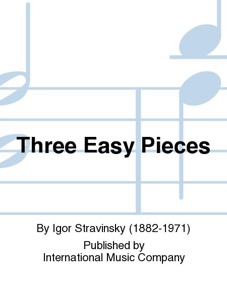 analysis igor stravinsky three pieces