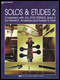 All for Strings - Solos & Etudes - Book 2 - Piano Accomp.