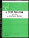 First Sonatina (3)