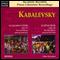 Kabalevsky: 24 Little Pieces, Opus 39  (CD only)