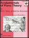 Fundamentals of Piano Theory Prep - Answer Book