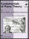 Fundamentals of Piano Theory Level 1 - Answer Book