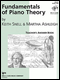 Fundamentals of Piano Theory Level 10 - Answer Book