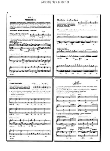 Fundamentals Of Piano Theory Level 10