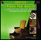 Bastien Piano For Adults - Piano For Adults - Book 1 (2-CD Only)