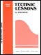 Bastien Piano Library - Technic Lessons - Primer