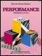 Bastien Piano Basics - Performance - Primer