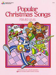 Popular Christmas Songs - Primer Sheet Music by James
