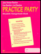 Bastiens' Invitation To Music - Practice Party Student Assignment Book