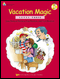 Vacation Magic - Level 3 (Book & CD)