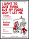 I Want To Quit Piano But My Folks Won't Let Me - Book 1