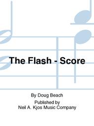 The Flash - Score by Doug Beach - Neil A  Kjos Music Company - Prima Music