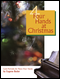 Four Hands at Christmas (1p,4h)