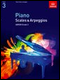 Scales and Arpeggios for Piano Grade 3