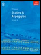 Scales and Arpeggios for Piano Grade 8